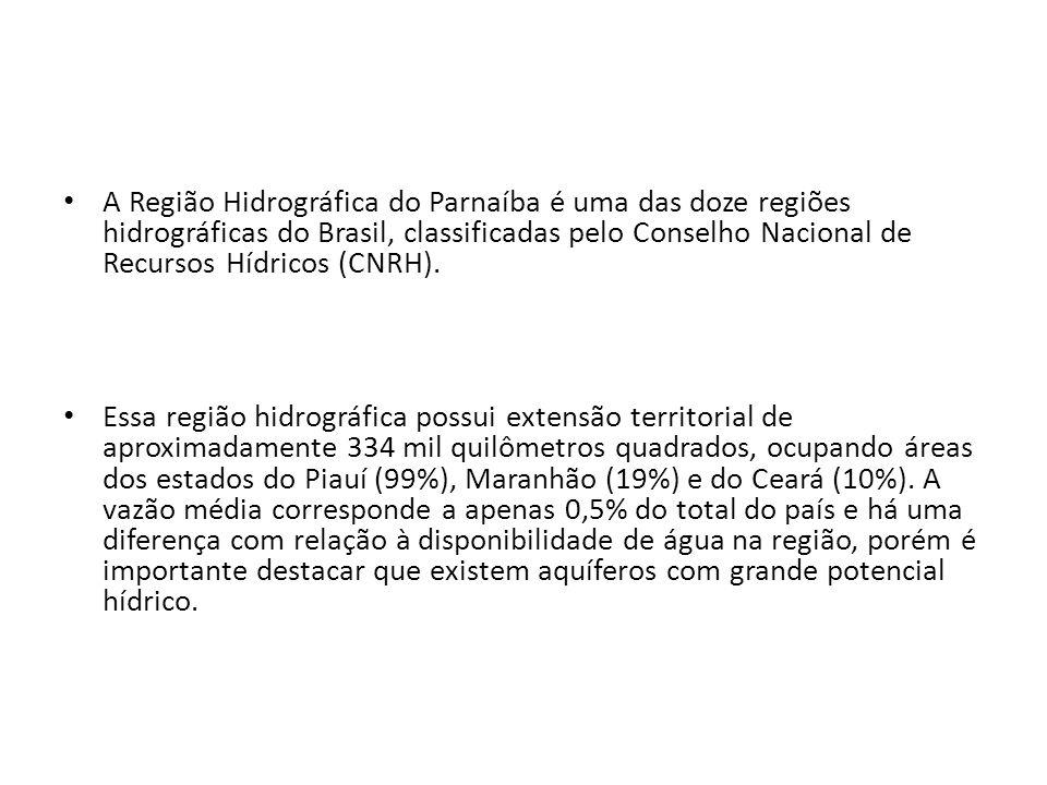 A Região Hidrográfica do Parnaíba é uma das doze regiões hidrográficas do Brasil, classificadas pelo Conselho Nacional de Recursos Hídricos (CNRH).