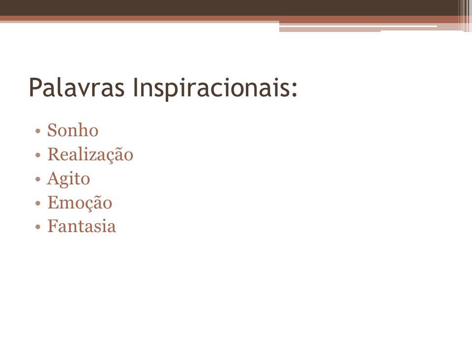 Palavras Inspiracionais: