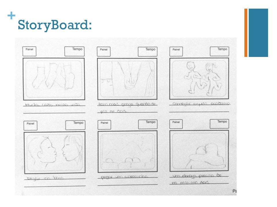StoryBoard: