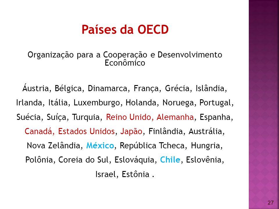 Organização para a Cooperação e Desenvolvimento Econômico
