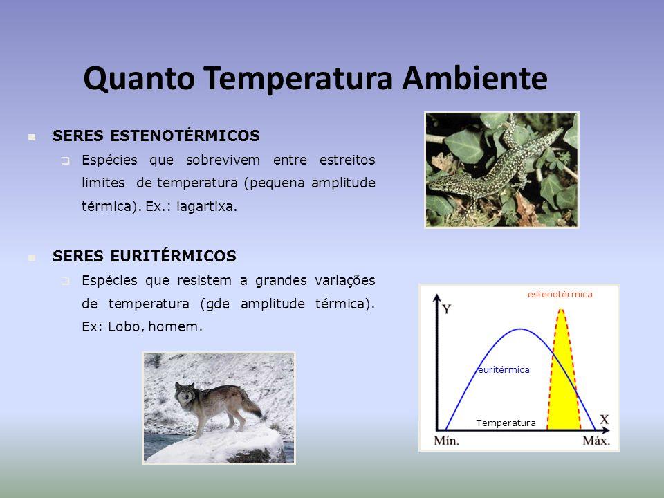 Quanto Temperatura Ambiente