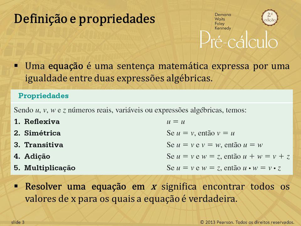 Definição e propriedades