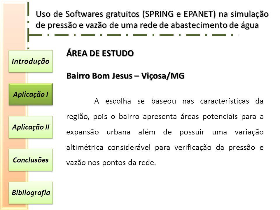 Bairro Bom Jesus – Viçosa/MG