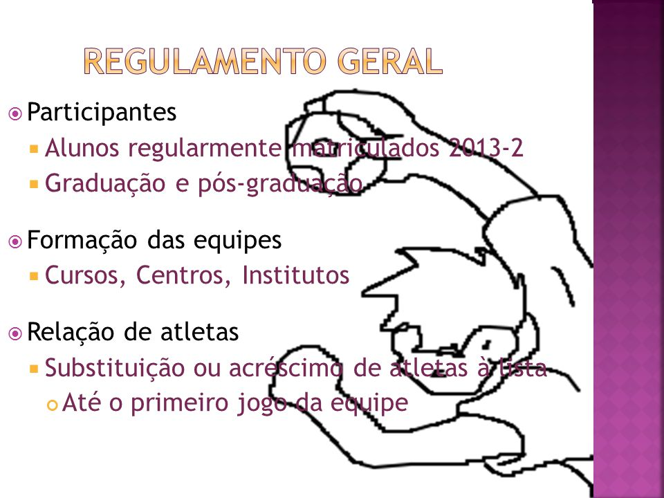 Regulamento Geral Participantes
