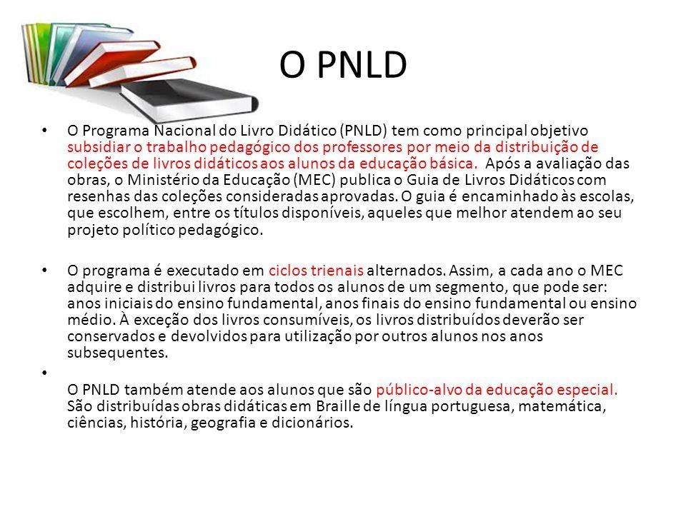 O PNLD