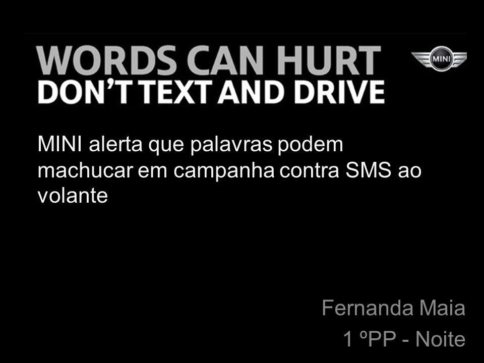 Fernanda Maia 1 ºPP - Noite
