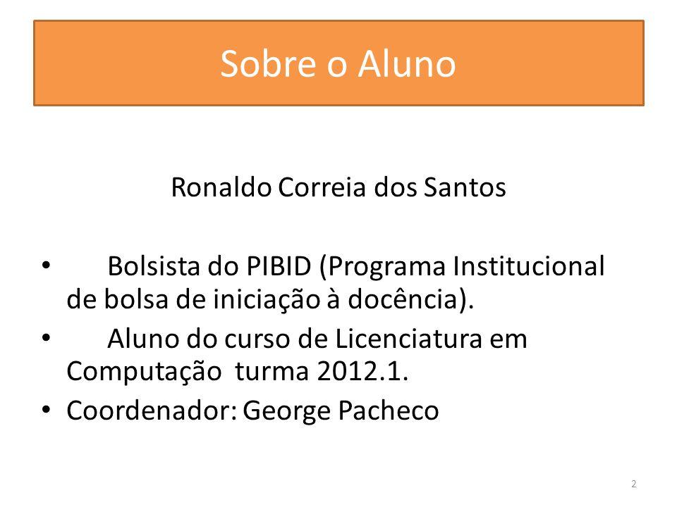 Ronaldo Correia dos Santos