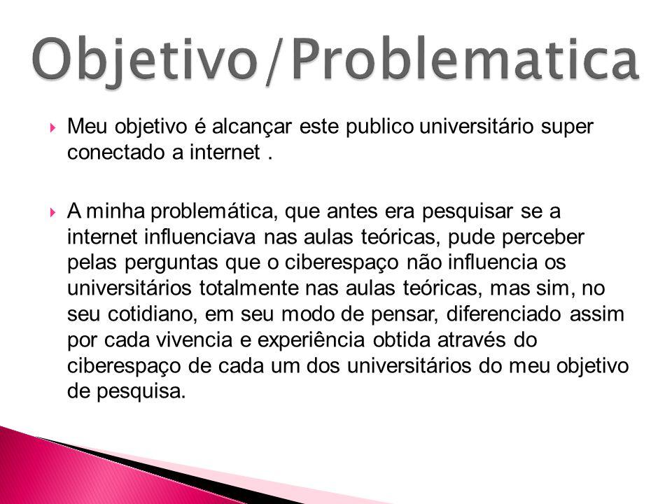 Objetivo/Problematica