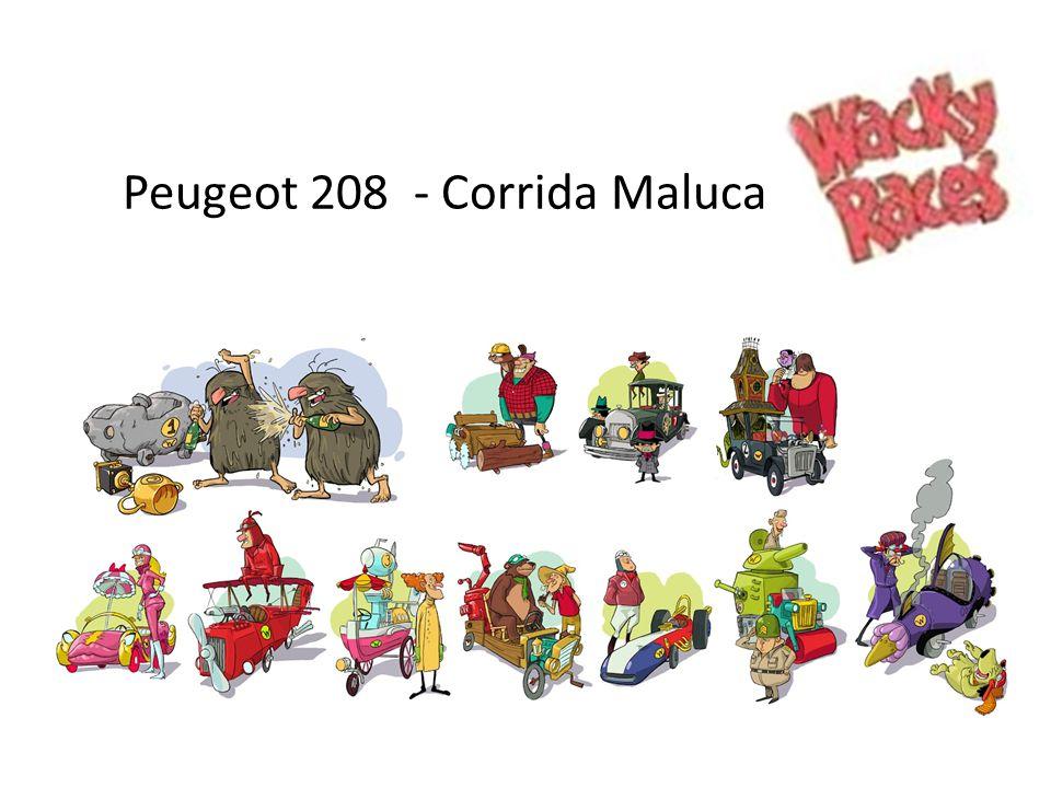 Peugeot 208 - Corrida Maluca