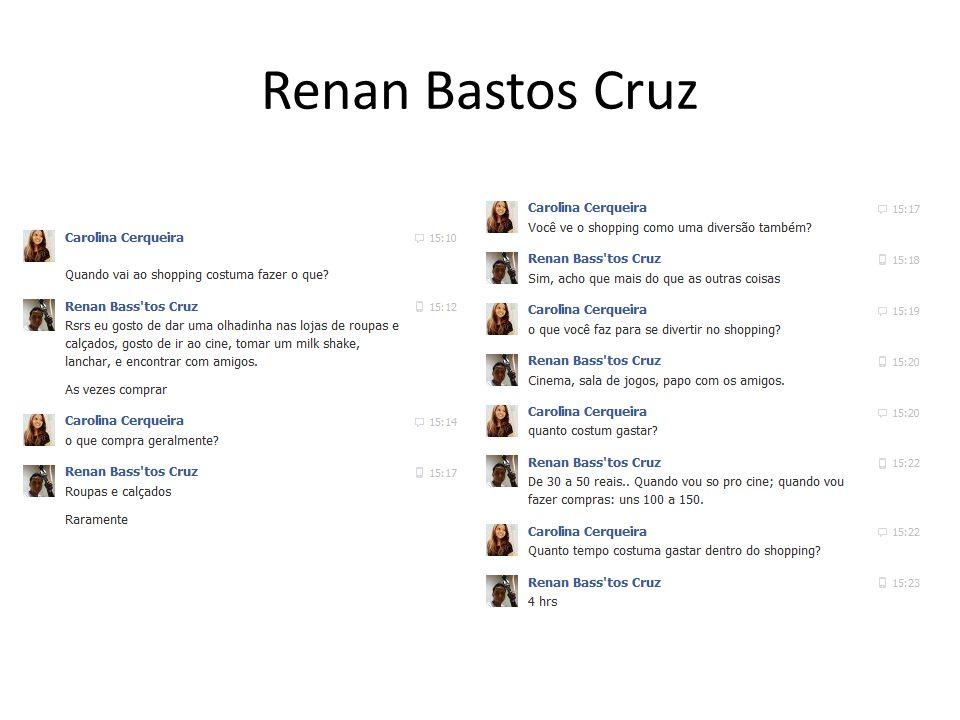 Renan Bastos Cruz