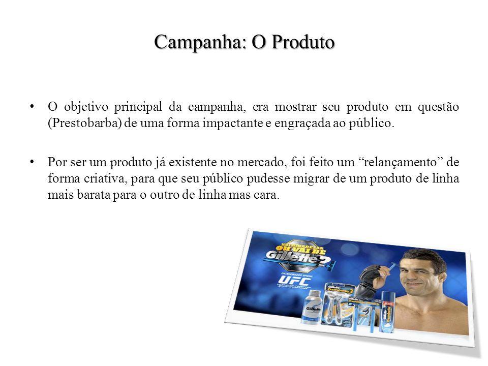 Campanha: O Produto