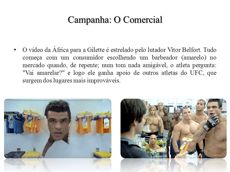 Campanha: O Comercial
