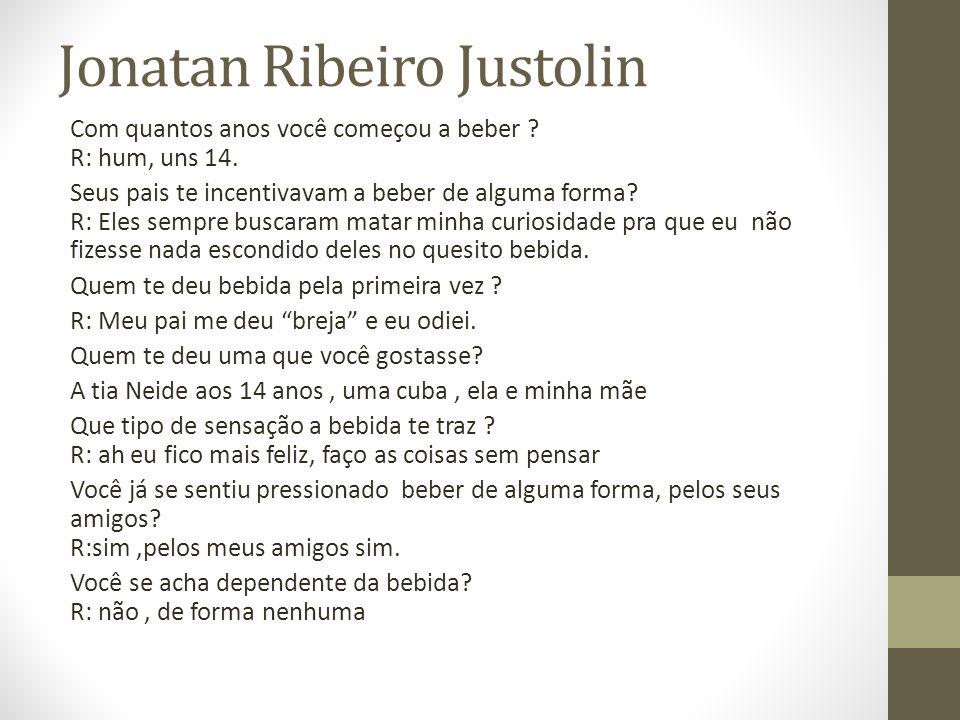 Jonatan Ribeiro Justolin
