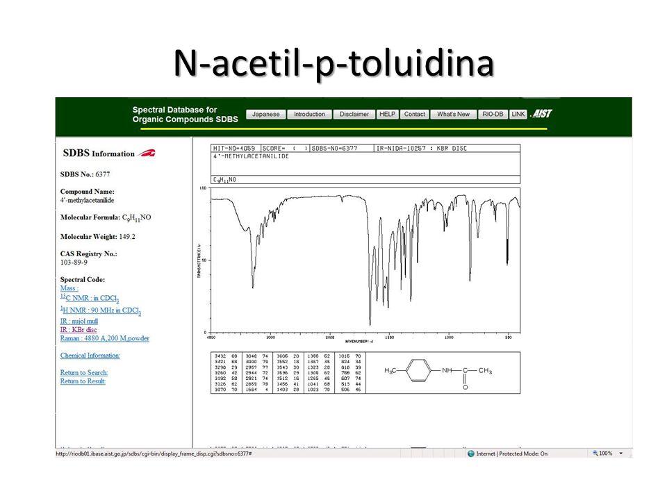 N-acetil-p-toluidina