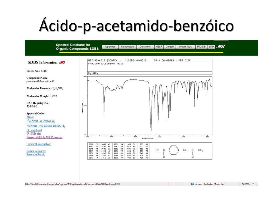 Ácido-p-acetamido-benzóico