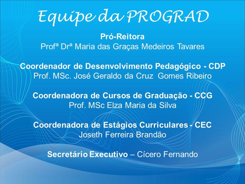 Coordenadora de Estágios Curriculares - CEC