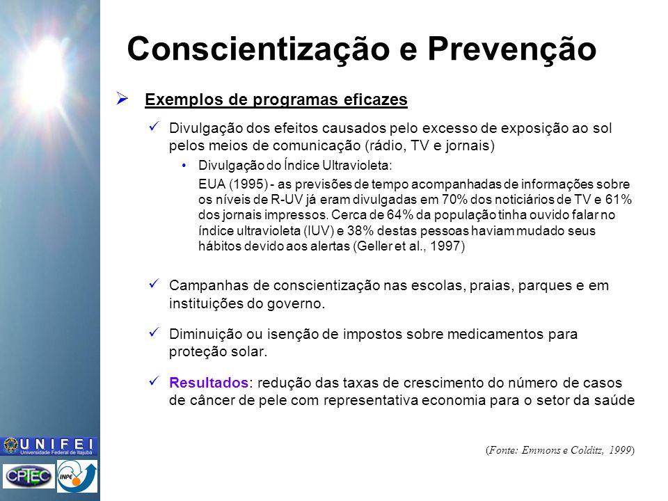 Conscientização e Prevenção