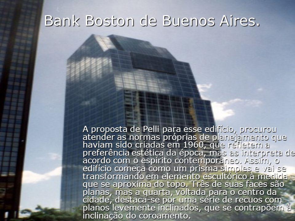 Bank Boston de Buenos Aires.