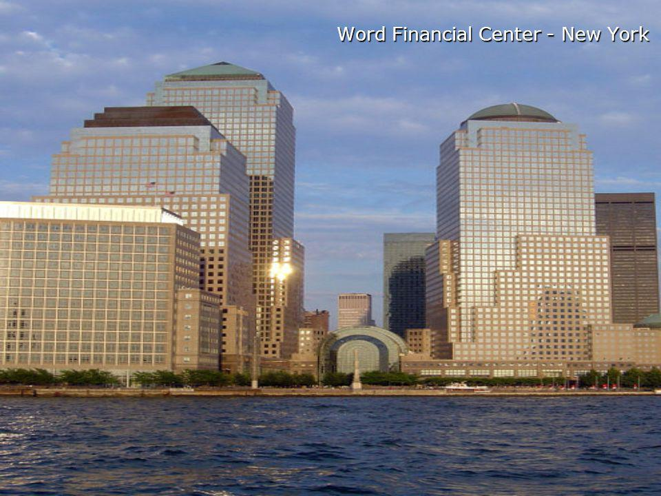 Word Financial Center - New York