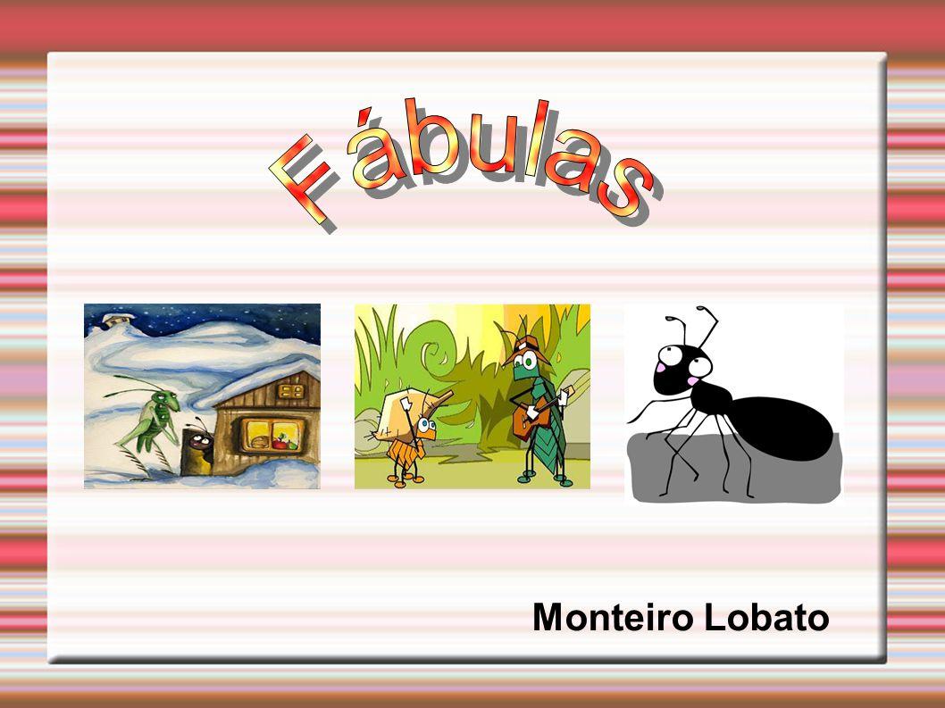 Fábulas Monteiro Lobato