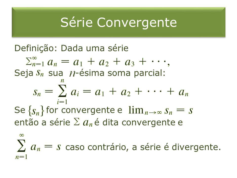 Série Convergente