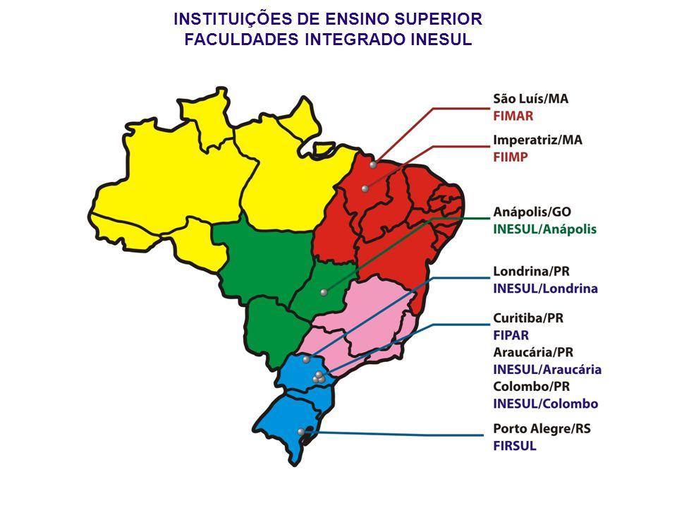 INSTITUIÇÕES DE ENSINO SUPERIOR FACULDADES INTEGRADO INESUL