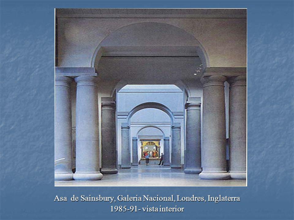 Asa de Sainsbury, Galeria Nacional, Londres, Inglaterra