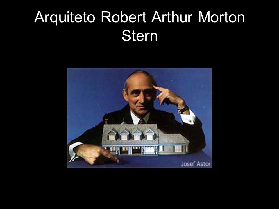 Arquiteto Robert Arthur Morton Stern