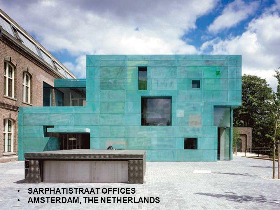 SARPHATISTRAAT OFFICES