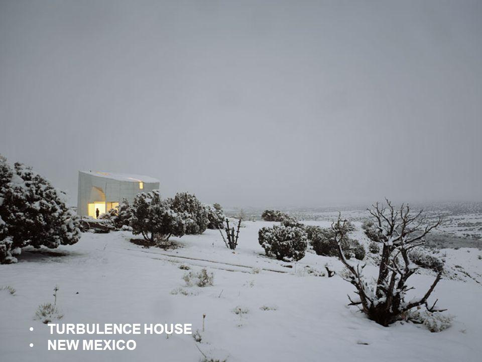 TURBULENCE HOUSE NEW MEXICO