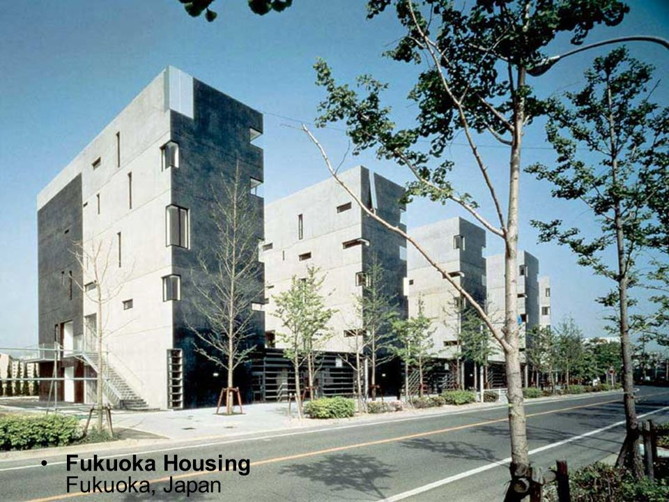 Fukuoka Housing Fukuoka, Japan