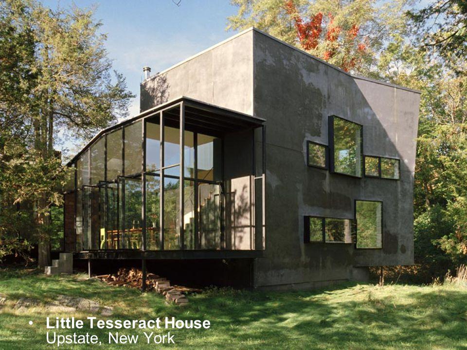 Little Tesseract House Upstate, New York