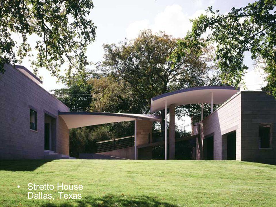 Stretto House Dallas, Texas