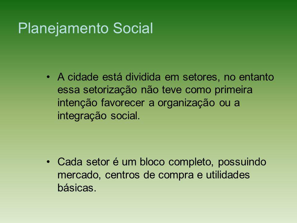 Planejamento Social
