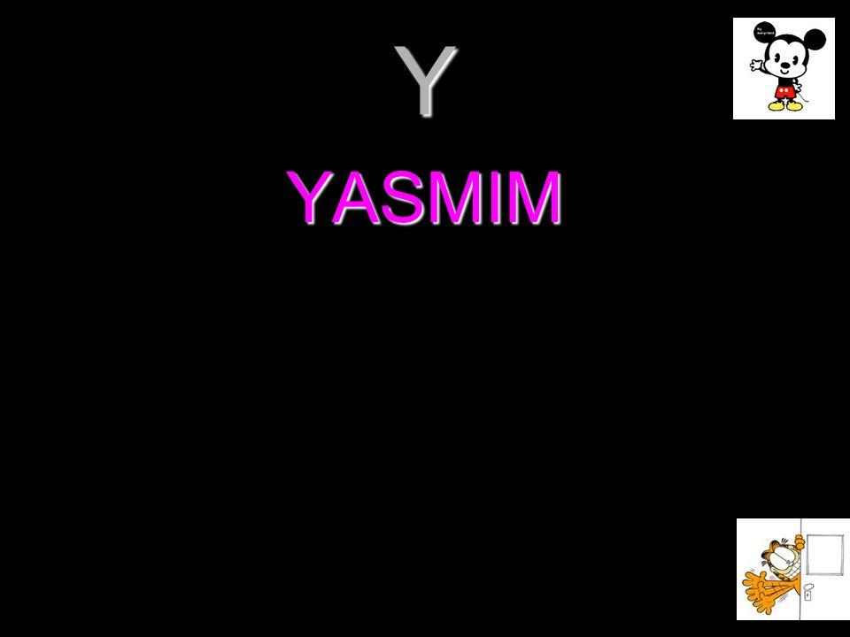 Y YASMIM