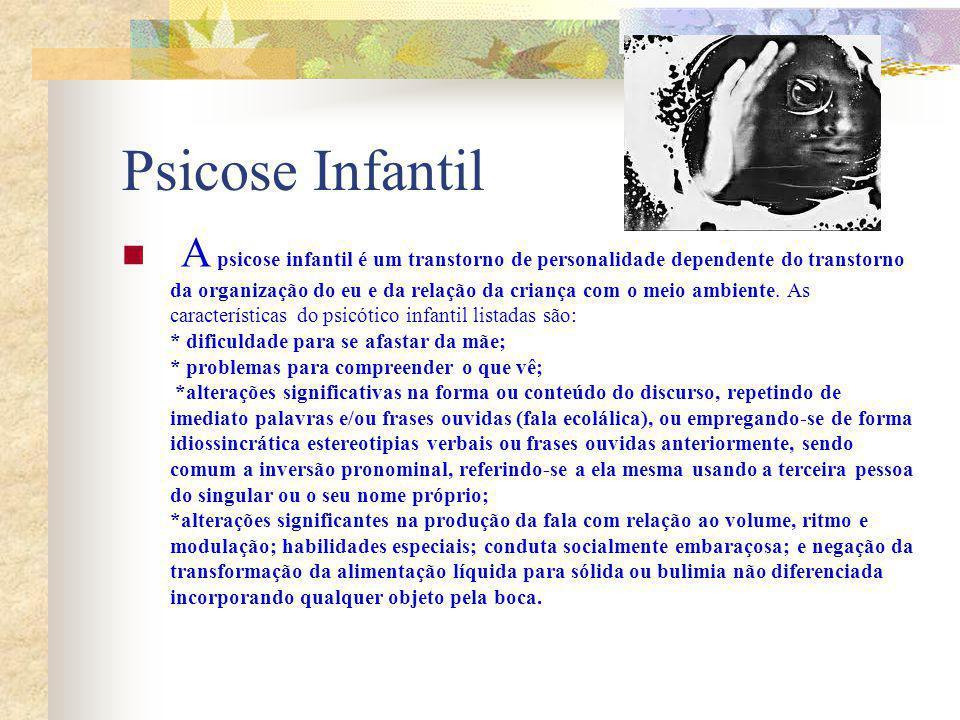 Psicose Infantil