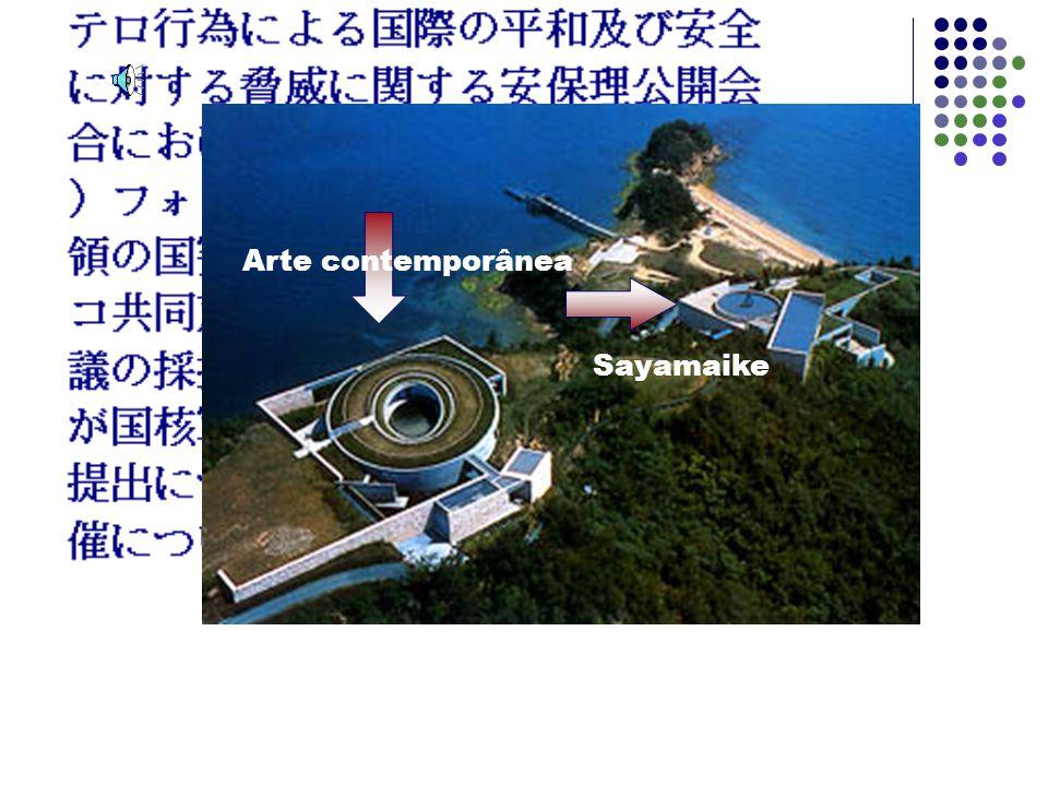 Arte contemporânea Sayamaike