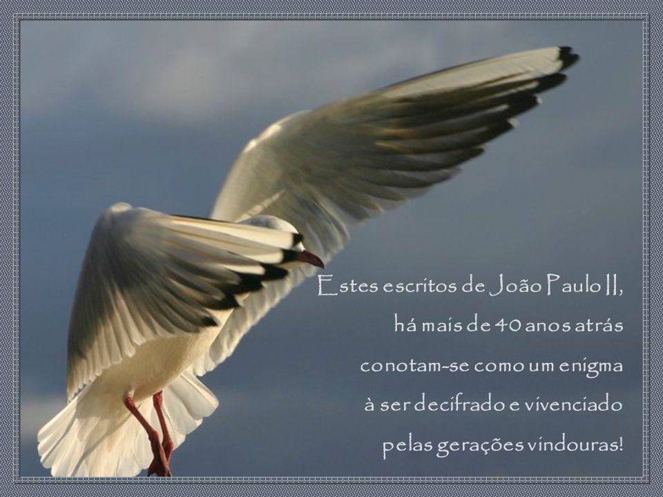 Estes escritos de João Paulo II,