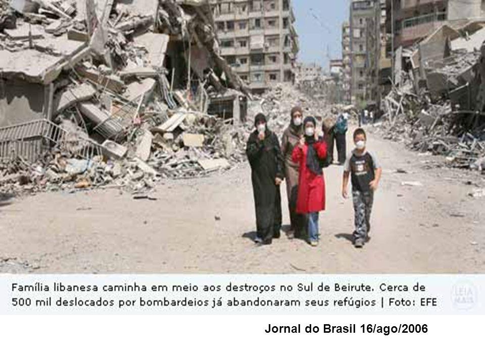 Jornal do Brasil 16/ago/2006