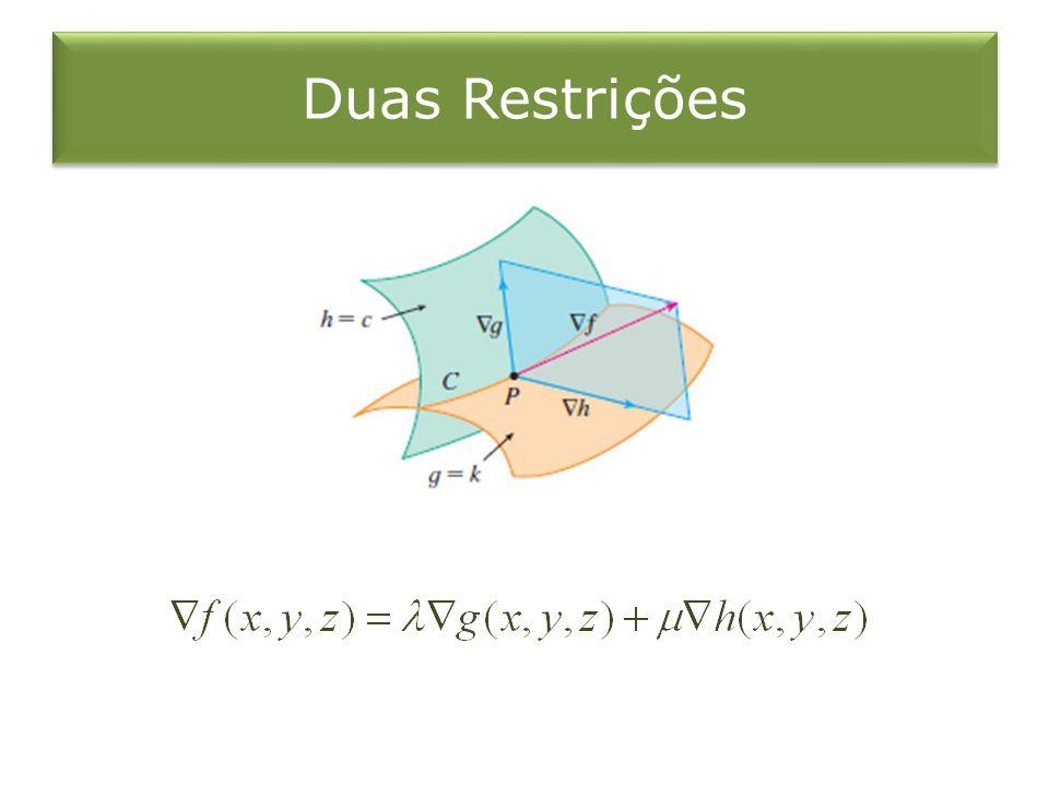 Duas Restrições