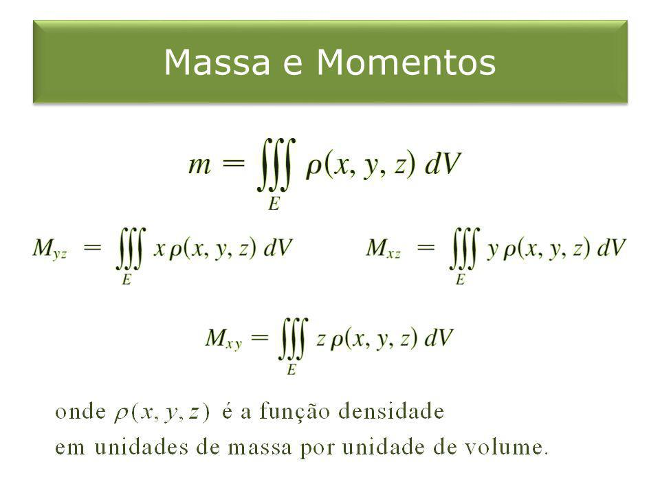 Massa e Momentos