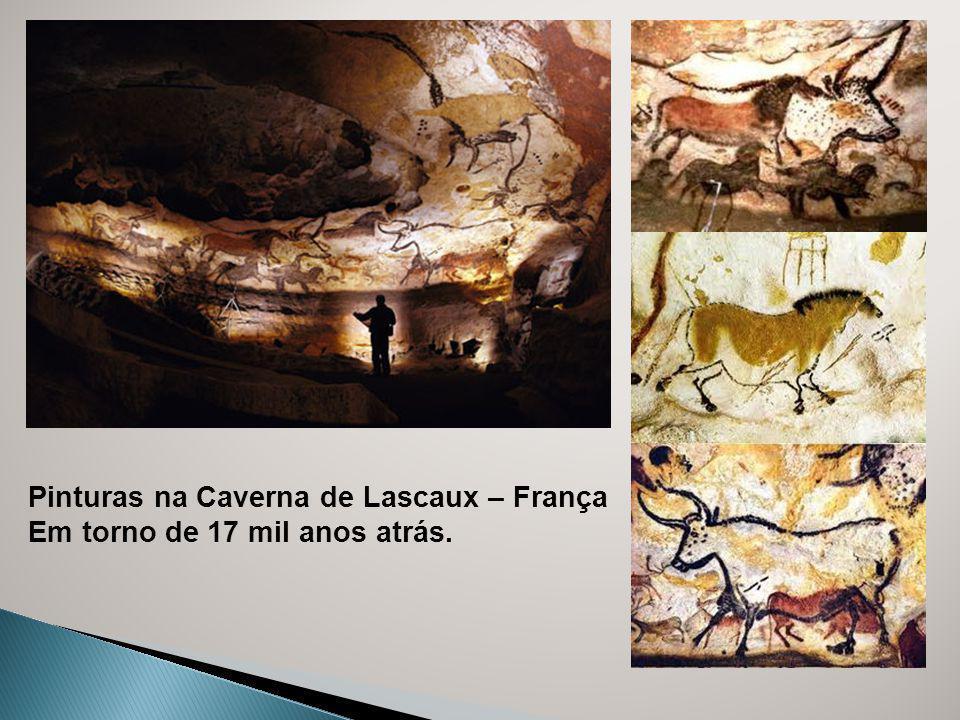 Pinturas na Caverna de Lascaux – França