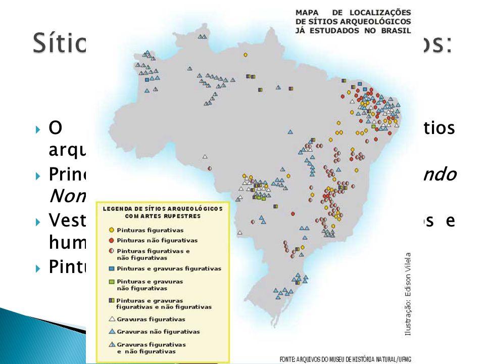 Sítios Arqueológicos Brasileiros: