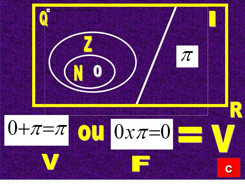 Q I Z N R ou V = V F c