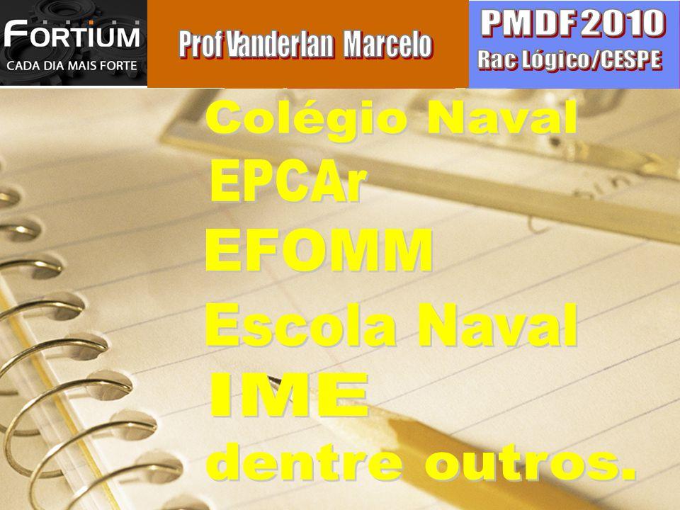 EPCAr IME EFOMM dentre outros. Colégio Naval Escola Naval