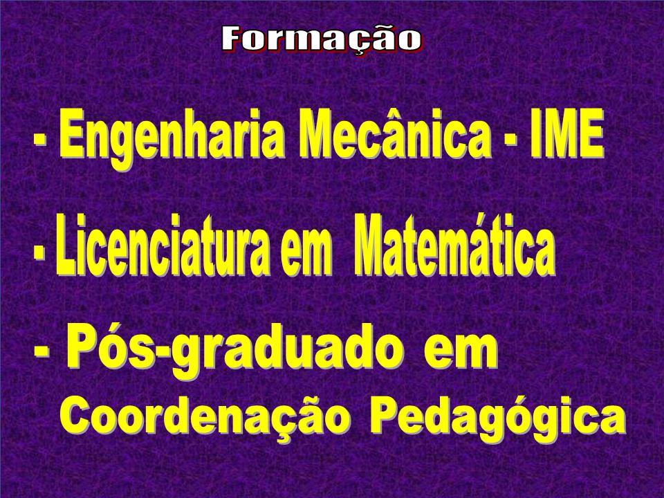 - Licenciatura em Matemática
