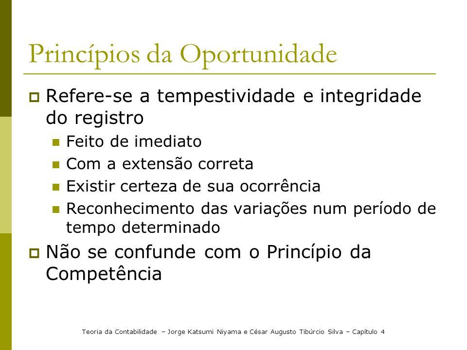 Princípios da Oportunidade