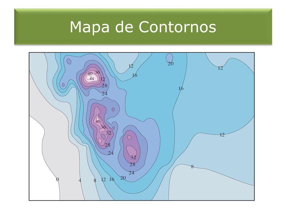 Mapa de Contornos