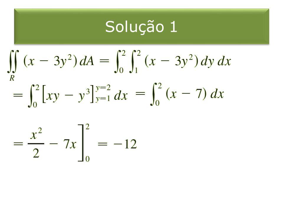 Solução 1