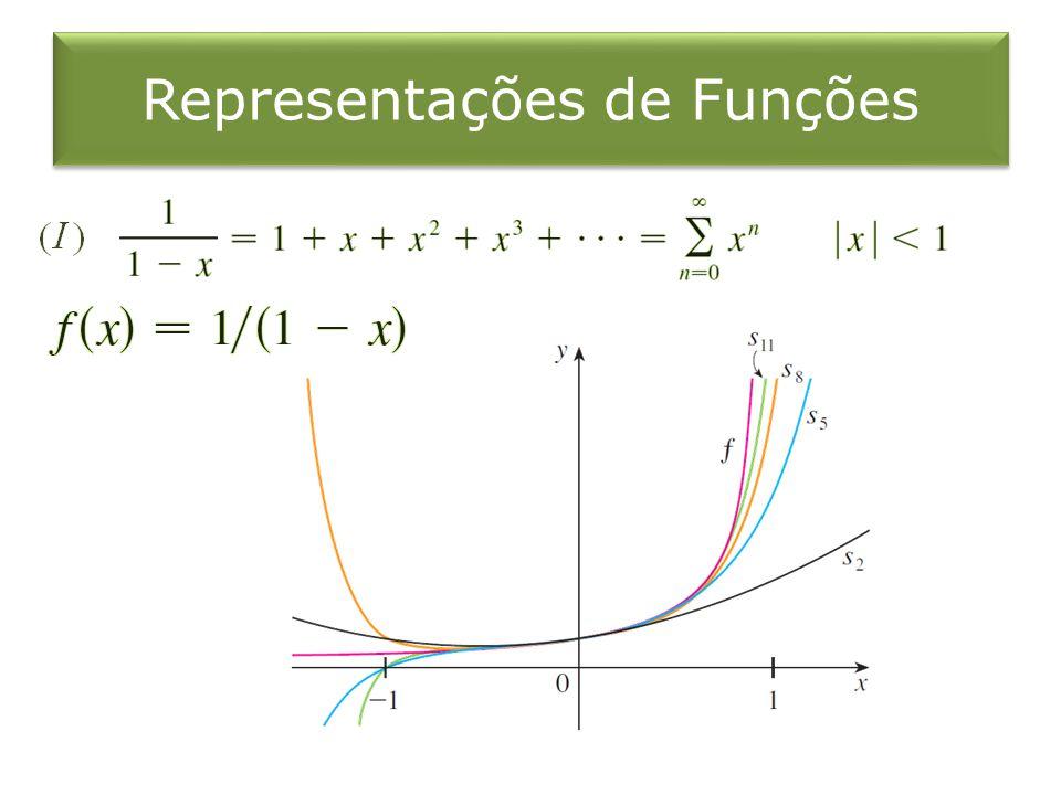 Representações de Funções